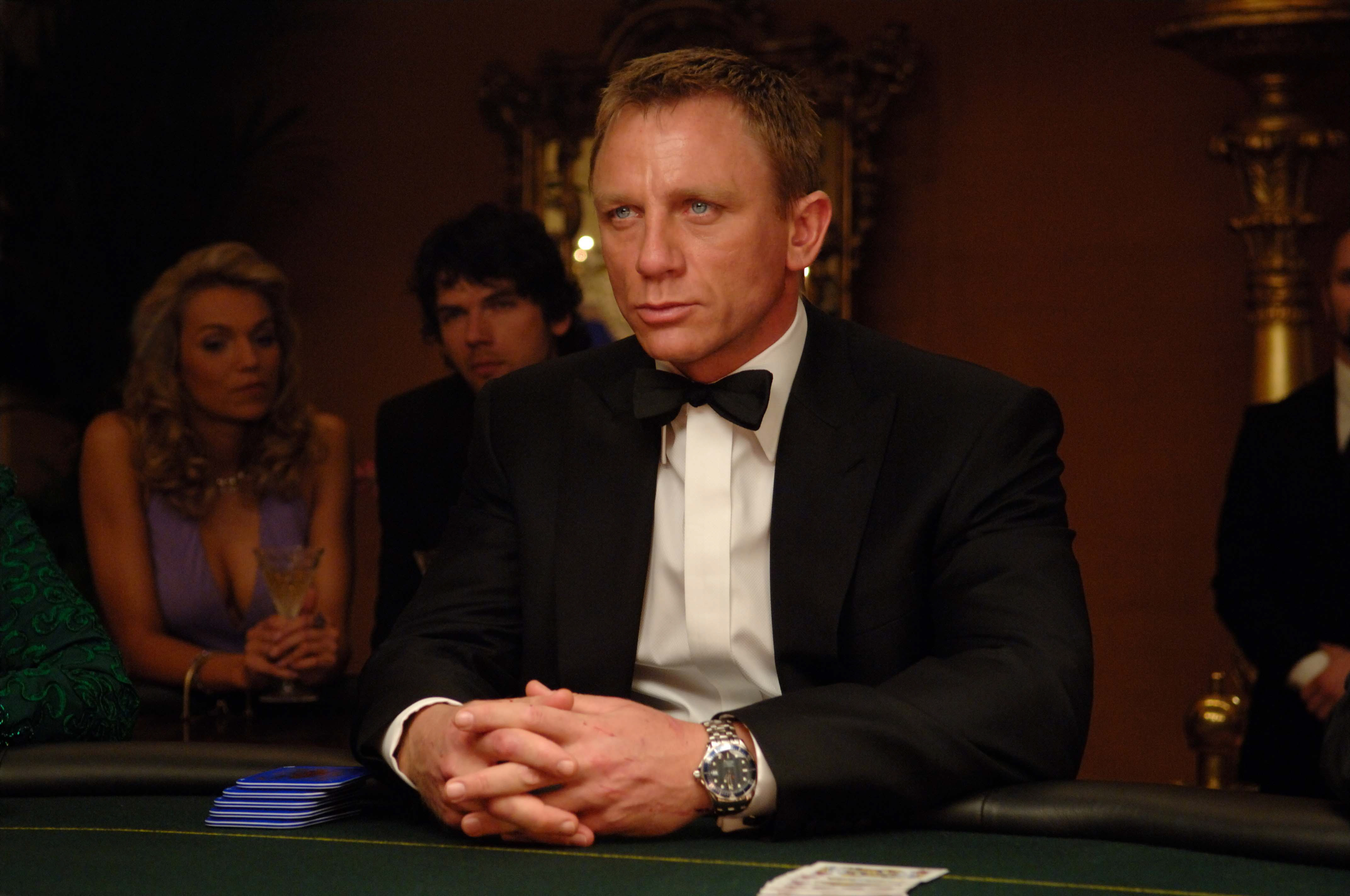 omega james bond casino royale