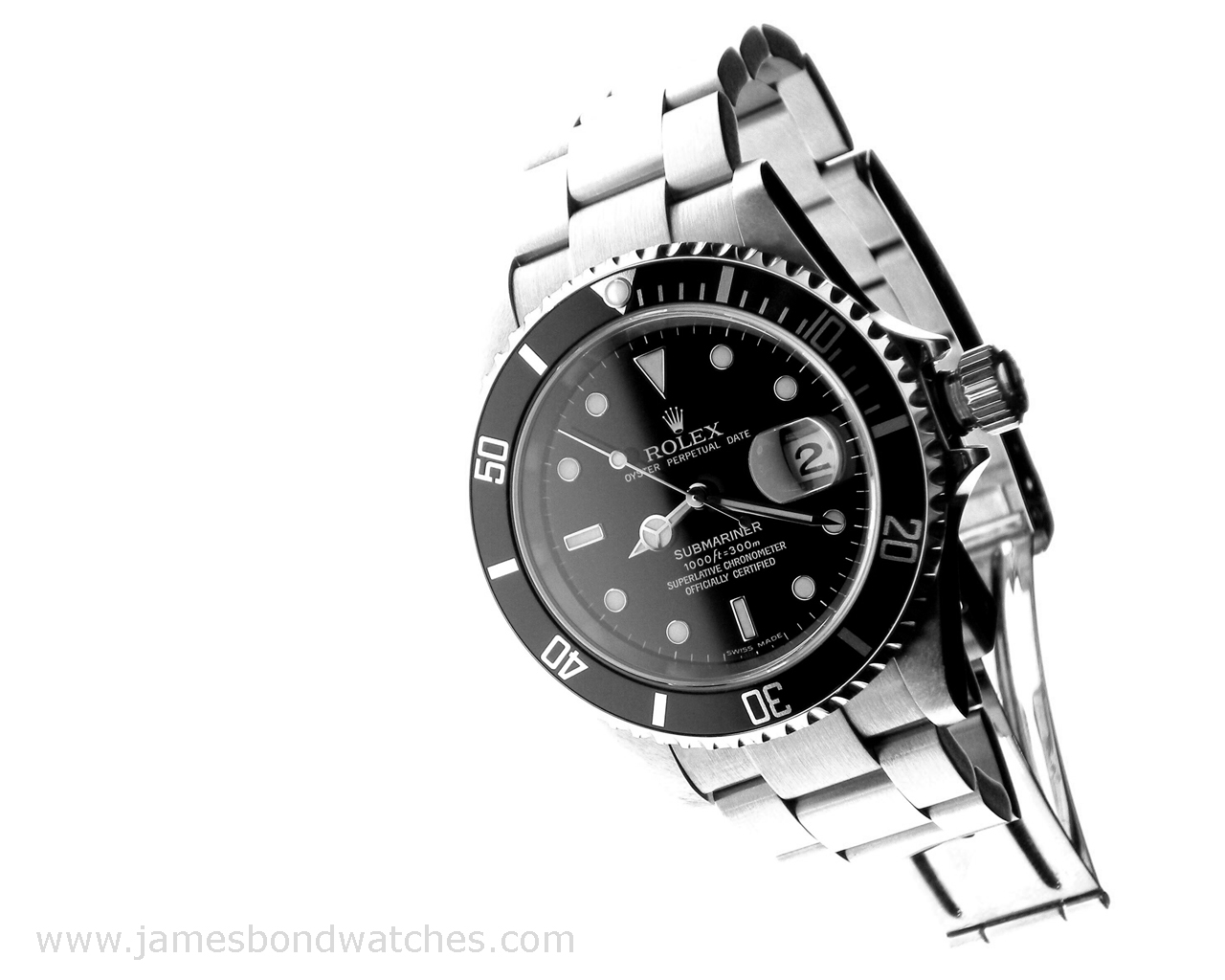 rolex submariner date images and wallpapers: james bond watches